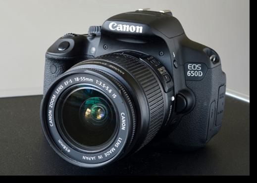 Review Spesifikasi Kamera Dslr Canon Eos 650D