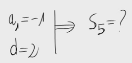 10 Suma de los términos de una progresión aritmética 2
