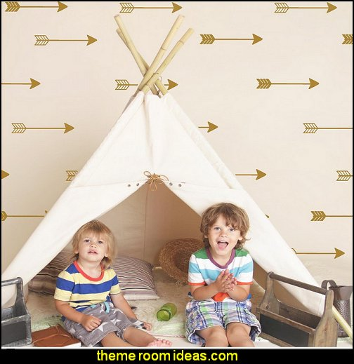 Arrow Decal stickers tribal arrows wall decal vinyl lettering wallpaper