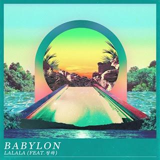 Download MP3, MV, [SIngle] Babylon - LALALA (Feat. Kim Chungha) [LA VIDA LOCA]