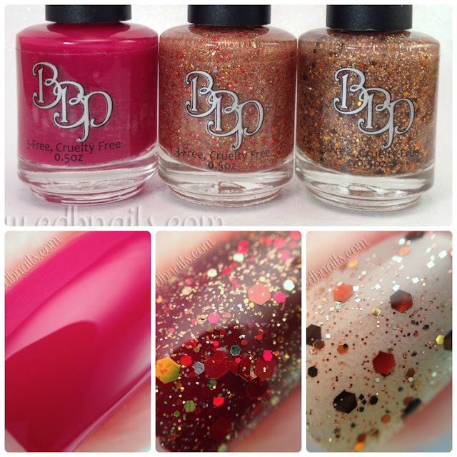 Bad Bitch Polish-Fall 2015