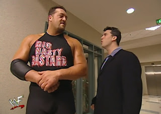 WWE / WWF Wrestlemania 2000 - Shane McMahon and The Big Show