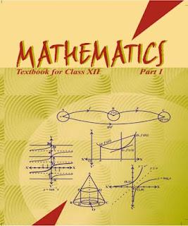 NCERT Solutions Class 12 Maths