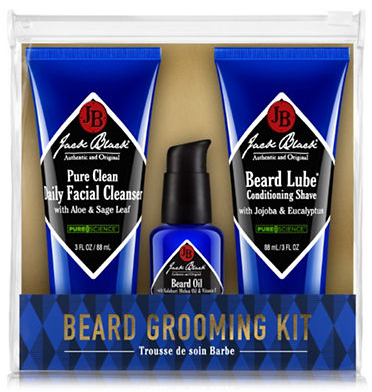 great gifting jack black beard grooming kit beauty crazed in canada. Black Bedroom Furniture Sets. Home Design Ideas