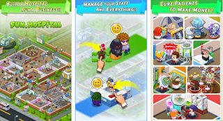 Fun Hospital Apk v1.1.0 Mod Unlimited Money Terbaru