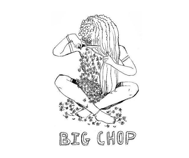 Resultado de imagem para big chop illustration