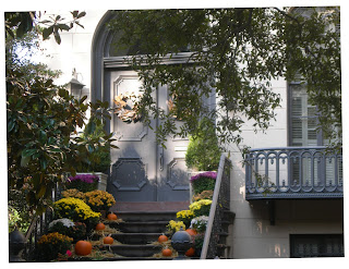 Picturesque and Friendly Savannah GA historic home | Photo (c) Sandy Traub