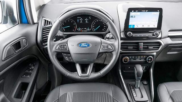 Ford EcoSport 2018 - preço