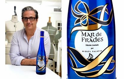 The Mar De Frades De Laura Ponte, Now in a Bottle for Collectors