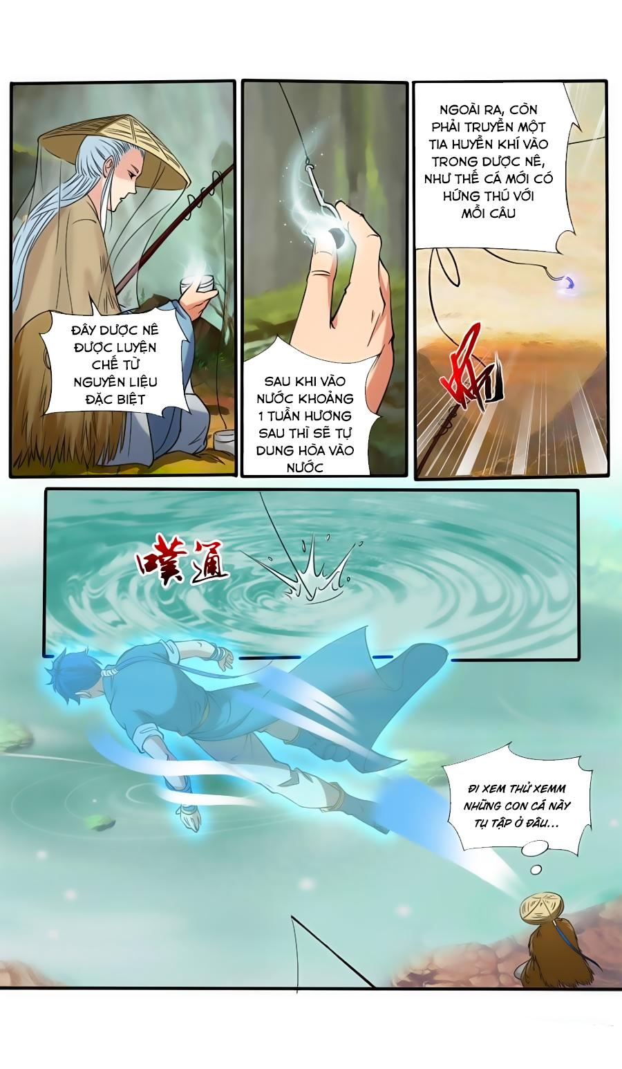 Cửu Tinh Thiên Thần Quyết - Chap 108