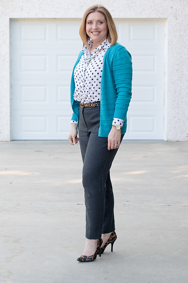 Dots and leopard