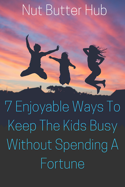 7 Enjoyable Ways to Keep the Kids Busy Without Spending A Fortune