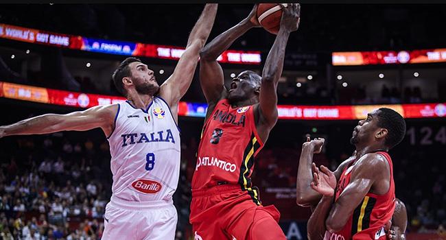 Italy def. Angola, 92-61 (HIGHLIGHTS) FIBA World Cup 2019