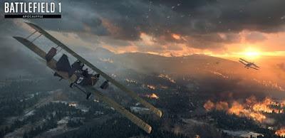 Battlefield 1 Game Free Download