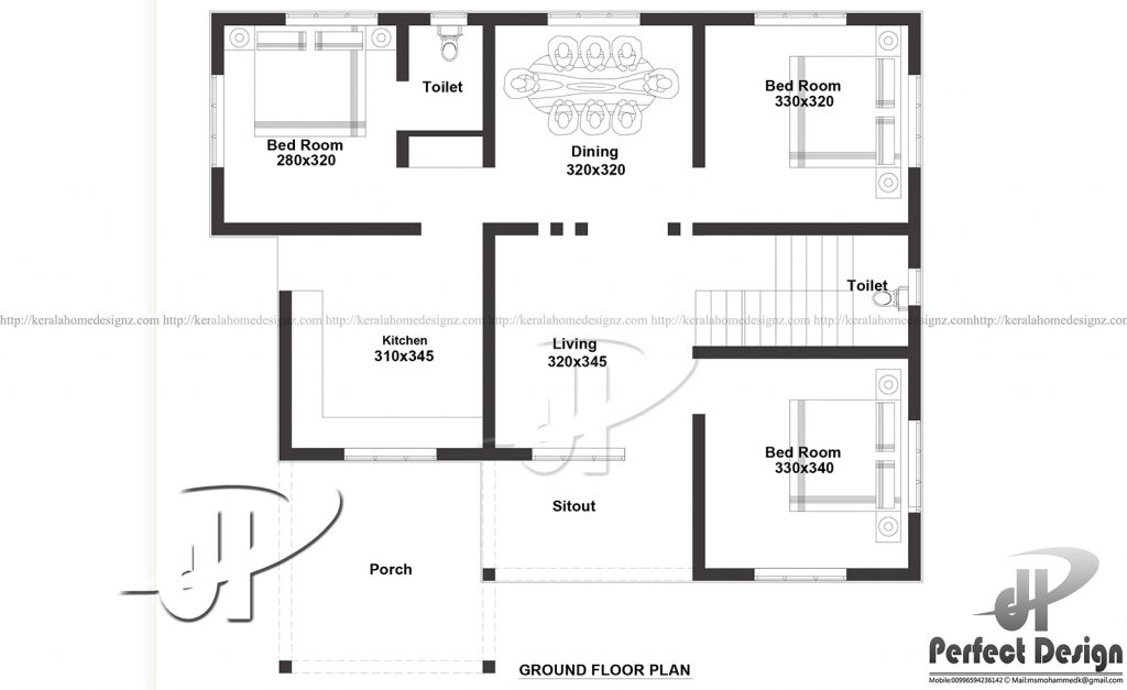 Simple, yet with a number of stylish options, one-story house plans offer everything you require in a house. One story home plans and layout are convenient and economical, as a more simple structural design decreases building material costs. Enjoy the benefits of a one-story home with a floor plan that is modern and spacious.      HOUSE DESIGN 1     Specifications: Ground Floor is designed in 84 Square meters(903 Sq.Ft) Car Porch Sit out Living room Dining Hall 2 Bedrooms Attached Toilets Kitchen Stair  HOUSE DESIGN 2     Specifications: Ground floor is designed in 102 square meters (1097 Sq.Ft) Porch Sit out Living Dining hall Stair Bedrooms: 2 Attached bath: 1 Common bath: 1 Kitchen Work area  HOUSE DESIGN 3     Specifications: Ground Floor is designed in 80 Square meters (861 Sq.Ft) Porch Sit out Living room Dining Hall Bedrooms: 2 Attached Bath: 1 Common Bath: 1 Kitchen  HOUSE DESIGN 4     Specifications:- Ground Floor is designed in 101 Square meters (1086 Sq.Ft) Sit out Prayer Living Dining Hall Bedrooms: 2 Attached Bath: 1 Common Bath: 1 Kitchen  HOUSE DESIGN 5     Specifications: Ground floor is designed in 91 square meters (979 Sq.Ft) Porch Sit out Living room Dining hall Bedrooms: 2 Attached bath: 1 Common bath: 1 Kitchen Work area  HOUSE DESIGN 6     Specifications:- Ground Floor is designed in 97 Square meter(1043 Sq.Ft) Car Porch Sit out Living room Dining Hall Bedrooms: 2 Toilet attached: 2 Kitchen Work area Stair  HOUSE DESIGN 7     Specifications: Ground Floor is designed in 93 Square meters(1001 Sq.Ft) Car Porch Sit out Living room Dining Hall Bedrooms: 2 Toilet attached: 2 Kitchen Work area Stair  HOUSE DESIGN 8     Specifications: Ground Floor is designed in 80 Square meters (861 Sq.Ft) Porch Sit out Living room Dining Hall Bedrooms: 2 Attached Bath: 1 Common Bath: 1 Kitchen  HOUSE DESIGN 9     Specifications:- Ground Floor is designed in 93 Square meters(1000 Sq.Ft) Porch Sit out Living room Dining Hall Bedrooms : 3 Attached bath Common bath Kitc