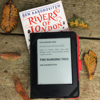 The Hanging Tree by Ben Aaronovitch - Rivers of London #6