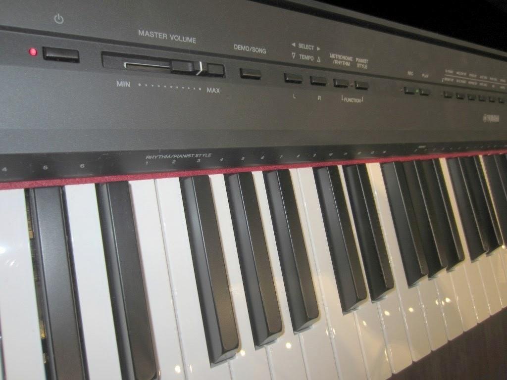 az piano reviews review yamaha p115 p45 digital piano