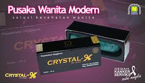 gambar produk nasa crystal x