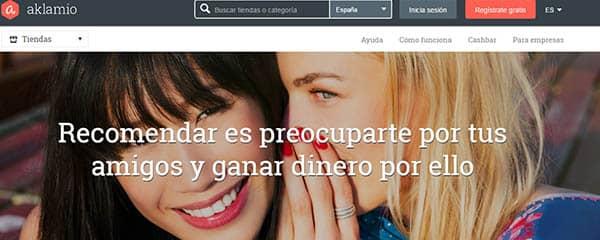 Ganar Dinero Por Internet Con Aklamio, Qué Es, Cómo Registrarse Y Cómo Funciona