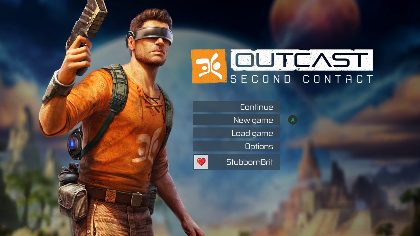 Outcast - Second Contact (Xbox)