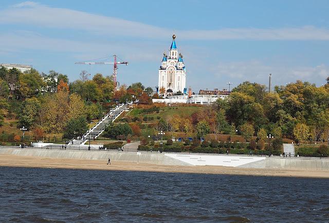 Хабаровск – набережная (Khabarovsk – Embankment)