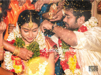 Satna-Titus-MARRIAGE-Photos