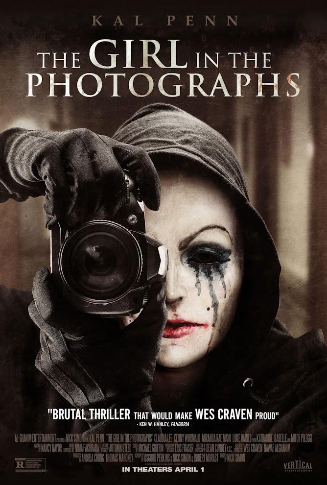 Cena de The Girl In The Photographs com Katharine Isabelle é liberada - Assista