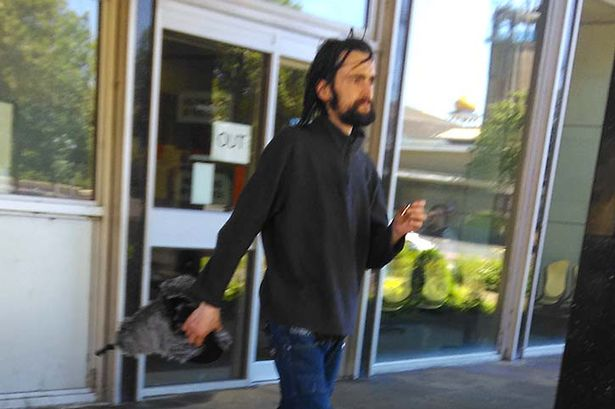 Beggar William Riley is banned from entering Huddersfield town centre for two years