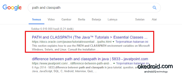 path and classpath java jdk environment windows 10