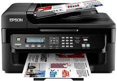 Epson WF-2528 Resetter Download