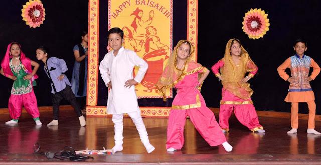 Baisakhi-celebration-at-Jiva-Public-School-Faridabad