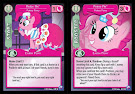 My Little Pony Pinkie Pie, Pokey Pony Canterlot Nights CCG Card