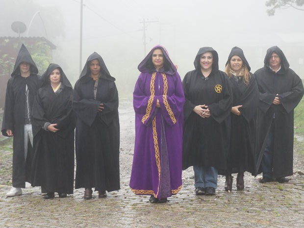 dia das bruxas surgimento