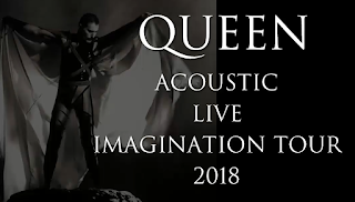 Queen - Acoustic Live Tour Imagination 2018