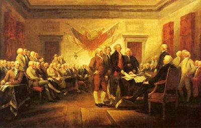 Independência Dos Estados Unidos da América em 1776