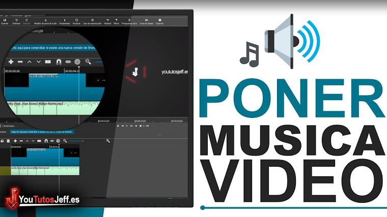 Como Poner Música a una Intro - Poner Música a un Vídeo