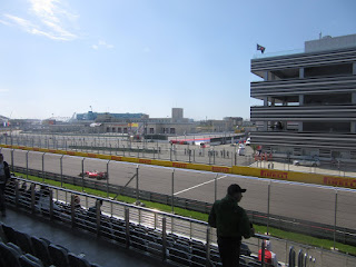 F1 Sochi Grand Prix 2018