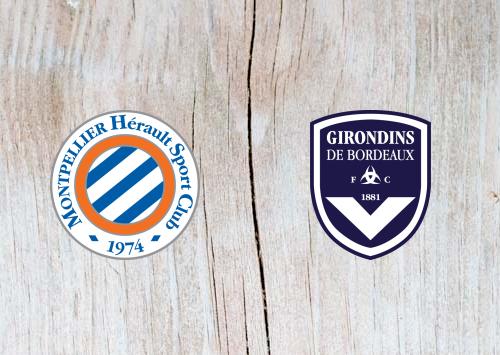 Montpellier vs Bordeaux - Highlights 21 October 2018