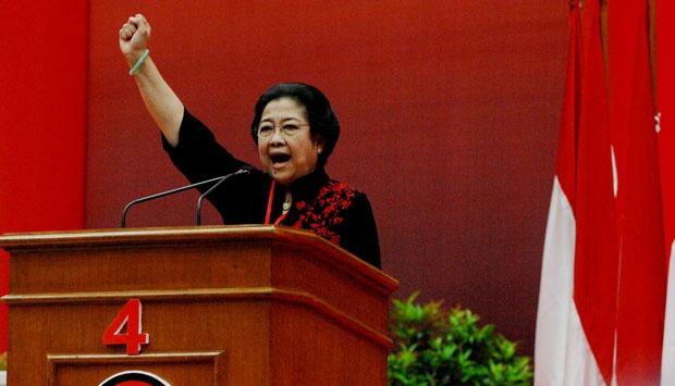 Megawati Klaim PDIP Bukan Sarang PKI
