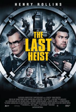 The Last Heist [2016] [DVDR] [NTSC] [Custom – HD] [Subtitulado]