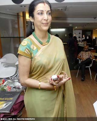Kamal Haasan's wife Vani Ganapathy