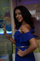Priya Shri in Spicy Blue Dress ~  Exclusive 45.JPG