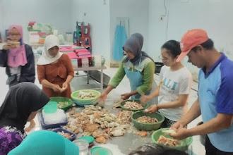 Kunjungan Ke Home Industri MP Jumiang Indah Desa Padelegan