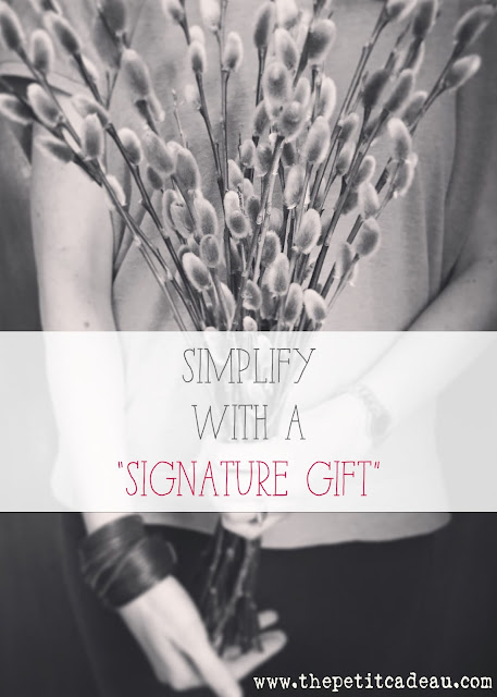 Simplify Gifting with a Signature Gift