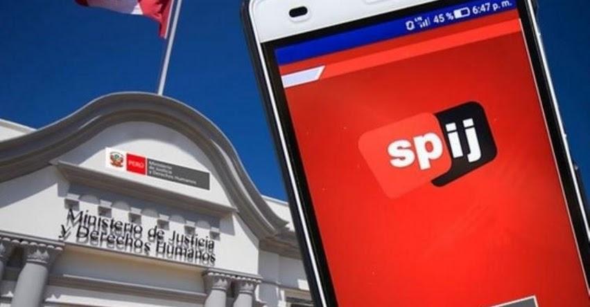 SPIJ: Sistema Peruano de Información Jurídica cumple 16 años al servicio del Perú - www.spijweb.minjus.gob.pe