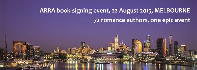 ARRA Book Signing Event
