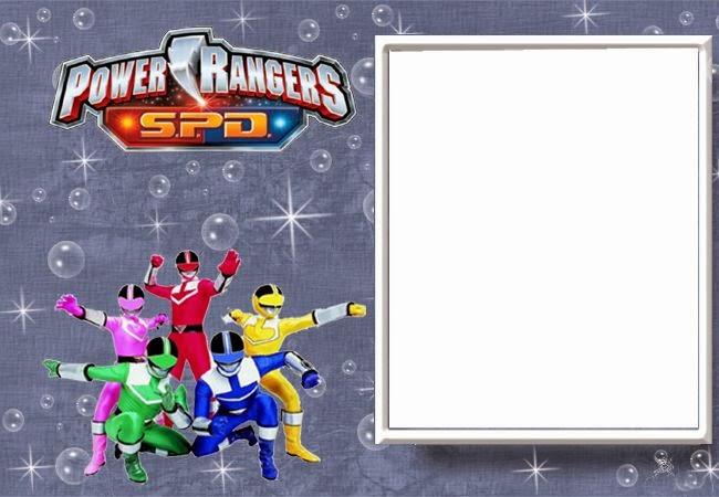 Power Rangers Free Printable Invitations Oh My Fiesta For Geeks