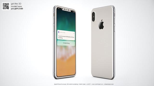 iPhone 8 không có Touch ID và Apple Pay !?