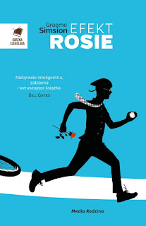 Graeme Simsion. Efekt Rosie.