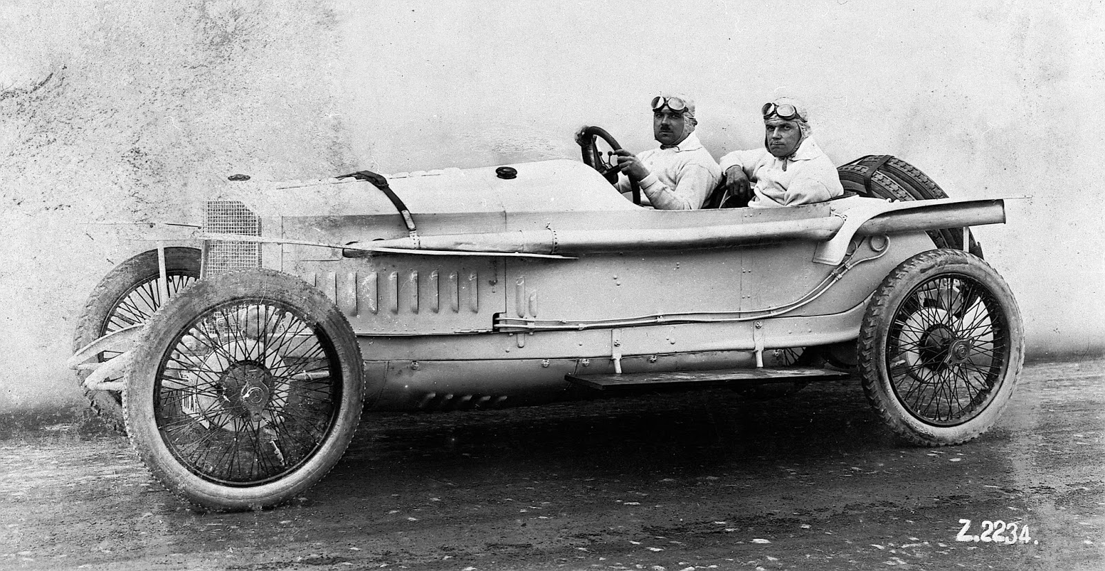 The Automobile and American Life: Classic Mercedes-Benz: Supercharged!